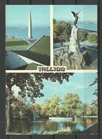 Estland Estonia 1986 Ansichtskarte Tallinn Reval Maarjamägi Inturist Russalka Sauber Unbenutzt Unused - Estonie