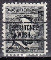 USA Precancel Vorausentwertung Preo, Locals Washington, Wenatchee 263 - Vereinigte Staaten