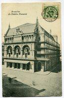 CPA - Carte Postale - Belgique - Bruxelles - Le Théâtre Flamand - 1910 (SV5976) - Monumenten, Gebouwen