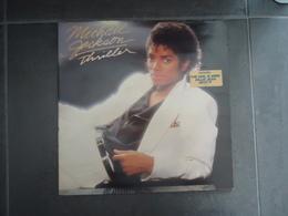 VINYL 33 T MICHAEL JACKSON TRILLER VOIR PHOTOS - Disco, Pop