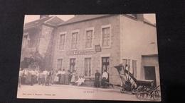 CPA 53 Le Ribay - Café Pichard Maréchal - Frankreich