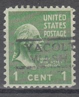 USA Precancel Vorausentwertung Preo, Locals Washington, Yacolt 728 - Vereinigte Staaten