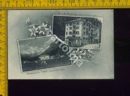 Aosta Gressoney (piega) - Aosta