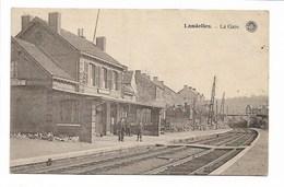 Landelies - La Gare. - Montigny-le-Tilleul