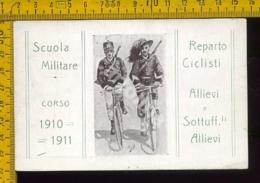 Militare Bersaglieri Ciclisti - Militaria