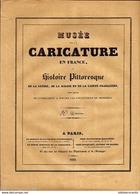 Musée CARICATURE N°13 /1834 Satire < BASCULE DIRECTOIRE // PRENDS GARDE. // JANUS FRANC. - Stiche & Gravuren