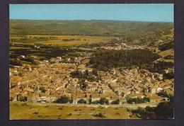 CPSM 30 - ARAMON - Vue Aérienne - TB PLAN D'ensemble Du Village + Vue De L'intérieur + Détails Maisons - Aramon