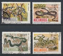 °°° MOZAMBIQUE MOZAMBICO - Y&T N°864/67 - 1982 °°° - Mozambico