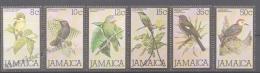 Jamaïque - Jamaica 1980 Yvert 485-90, Definitive, Fauna, Birds - MNH - Jamaica (1962-...)