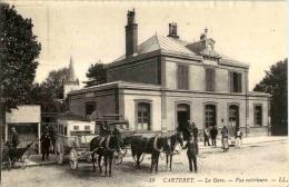 Carteret - La Gare - Carteret