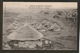 CPA: Mali - Soudan Français - Panorama De Sikasso - Mali