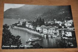 3598   CANNERO RIVIERA   LAGO MAGGIORE - Italia
