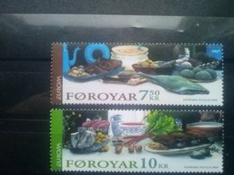 FAROE Islands 2005   EUROPA  CEPT   Set 2 Val   MNH** - Europa-CEPT