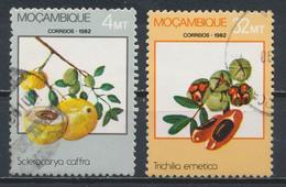 °°° MOZAMBIQUE MOZAMBICO - Y&T N°880/84 - 1982 °°° - Mozambico