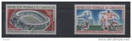 CAMEROUN A 88/89** SUR LA COUPE DU MONDE EN ANGLETERRE - Cameroon (1960-...)