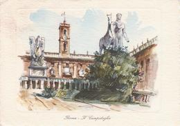 ROMA - IL CAMPIDOGLIO - Illustratori & Fotografie