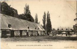 Villers Sur Mer -  Cour De Ferme - Villers Sur Mer