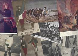 Lot 1482 De 10 CPA Napoléon Bonaparte Déstockage Pour Revendeurs Ou Collectionneurs - Postcards