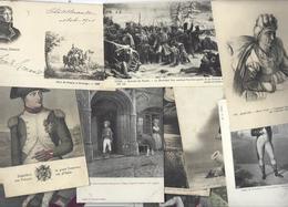 Lot 1483 De 10 CPA Napoléon Bonaparte Déstockage Pour Revendeurs Ou Collectionneurs - Postcards