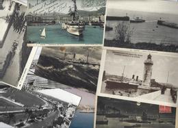 Lot 1476 De 10 CPA CPSM Bateaux Divers Déstockage Pour Revendeurs Ou Collectionneurs - Postcards