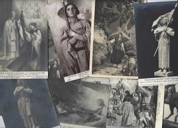 Lot 1480 De 10 CPA CPSM Jeanne D'Arc Déstockage Pour Revendeurs Ou Collectionneurs - Postcards