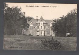 Irodouër (35 Ile Et Vilaine) Le Château De Quengo (PPP15436) - Autres Communes