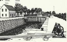 Rideau Canal, Smiths Falls, Ontario Flowing Between Kingston And Ottawa - Ontario
