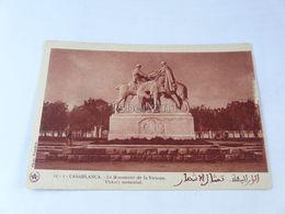 Casablanca Le Monument De La Victoire Morocco - Casablanca