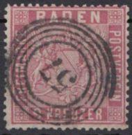 """12, Zentriert """"57"""", Heidelberg - Baden"""