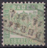 """21, Zentriert """"Durlach"""", Gepr. Bühler - Baden"""