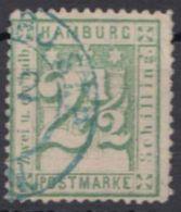 14, Blauer K2, Ansehen - Hamburg