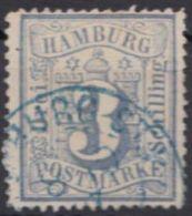 15, Blauer K2, Ansehen - Hamburg