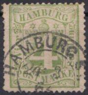 """16 A, Klarer Schwarzer K2 """"Hamburg"""" - Hamburg"""