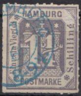 "20 A, Blauer K2 ""Hamburg"" - Hamburg"