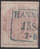 "8 B, Graues Netzwerk, Sauber ""Hannover"" - Hannover"
