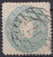 """19 C, Zentriert """"17"""" Glauchau - Sachsen"""