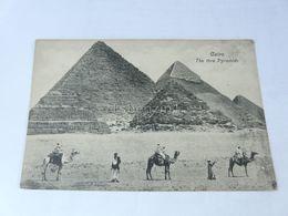 Cairo The Three Pyramids Egypt - Cairo