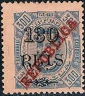 Angola, 1915, # 187 Dent. 12 1/2, MHNG - Angola