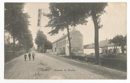 Jambes Chaussée De Marche Carte Postale Ancienne 1924 - Namur