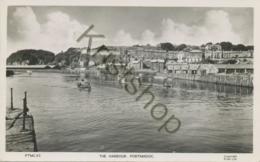 The Harbour - Portmadoc  [W 1072) - Caernarvonshire