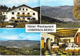 "68 - ESCHBACH AU VAL Par MUNSTER : Hotel Restaurant "" OBERSOLBERG "" CPSM CPM GF - Haut Rhin - Otros Municipios"
