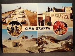 (FG.I50) CRESPANO DEL GRAPPA - OSSARIO SACRARIO MILITARE DEL MONTE GRAPPA (TREVISO) Viaggiata 1979 - Treviso