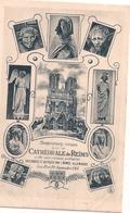 Cpa 51 Reims Cathédrale Souvenez-vous - Reims