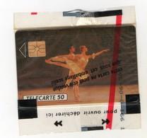 TELECARTE   MF8  BALLETS DE MONTE CARLO   *NSB* - Monaco