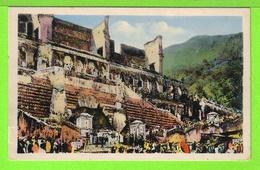 HAÏTI - RUINES DU PALAIS DE SANS SOUCI - Carte Vierge - Haïti
