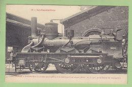 Cie  De L'Ouest : Locomotive  720 Pour Trains De Voyageurs. TBE. 2 Scans. Locomotives, Edition Fleury - Matériel