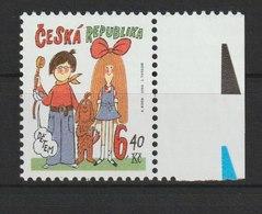 MiNr. 357 Tschechische Republik / 2003, 28. Mai. Weltkindertag. - Tschechische Republik