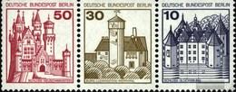 Berlin (West) W63 FDC 1977 Burgen Und Schlösser - FDC: Briefe