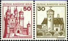 Berlin (West) W61 FDC 1977 Burgen Und Schlösser - FDC: Briefe