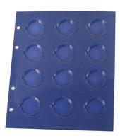 SAFE 7837 Ergänzungsblätter Für TOPset Für 5 Euro-Münzen In Dosen - Zubehör